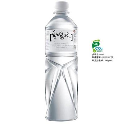 【味丹】多喝水/礦泉水 600ml