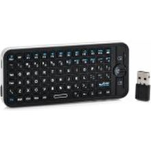 iPazzPort KP-810-16BR Mini Wireless Bluetooth Qwerty Keyboard