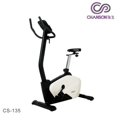 【強生CHANSON】數位娛樂立式時尚健身車(CS-135)