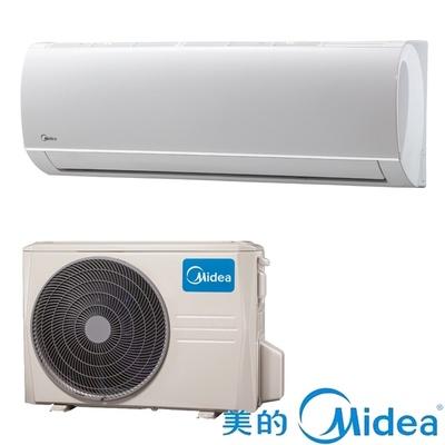 【MIDEA 美的】3-5坪定頻冷專型分離式冷氣(MK-A28SB+MG-A28FB)