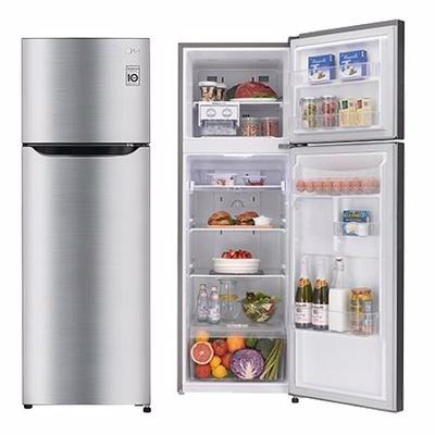 【LG 樂金】 208公升變頻雙門冰箱GN-L295SV