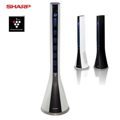 SHARP夏普自動除菌離子美肌清淨扇風機PF-ETC1T /PFETC1T