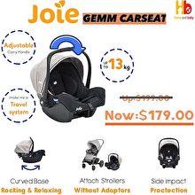 Joie Gemm Car Seat