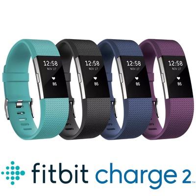 【Fitbit】Charge 2 無線心率監測專業運動手環