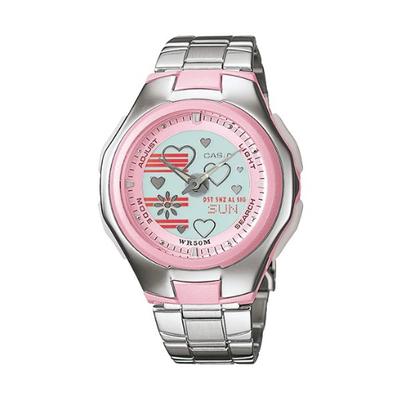 CASIO | นาฬิกาข้อมือผู้หญิง รุ่น CASIO LCF-10D