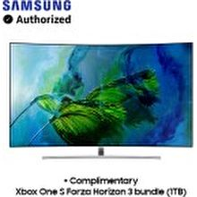 Samsung Q8C 4K Curved Smart QLED 55'' TV