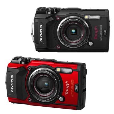 【OLYMPUS】Stylus Tough TG-5防水數位相機