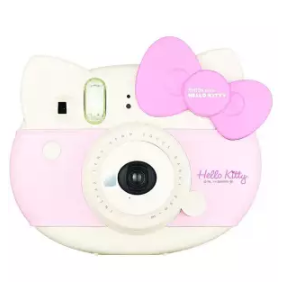 FUJI | กล้องโพลารอยด์ Fujifilm Instax Mini 8 Hello Kitty Pink polaroid Camera
