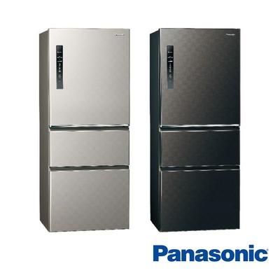 【Panasonic 國際牌】500公升三門變頻(NR-C500HV)