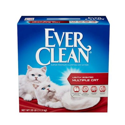 【Ever Clean 藍鑽】貓砂-紅標