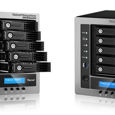 【Thecus 色卡司】W5810 5Bay NAS網路儲存伺服器