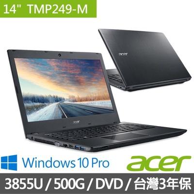 Acer   TravelMate  14吋筆電 CM3855U/4G/500G (TMP249-M-C1DV)
