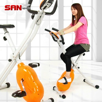 【SAN SPORTS山司伯特】飛輪式MAX磁控健身車(C121-340)