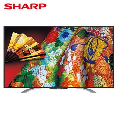 【SHARP夏普】40吋 4K UHD高畫質電視(LC-40U30MT)