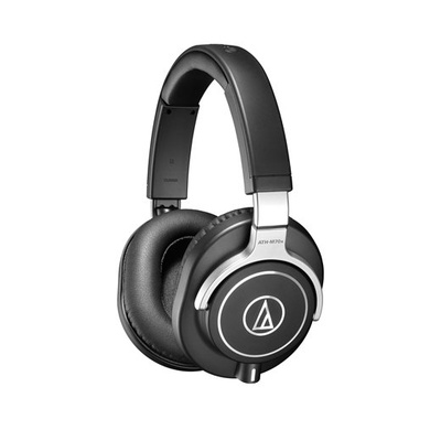 audio-technica鐵三角 高音質錄音室用專業型監聽耳機ATH-M70x