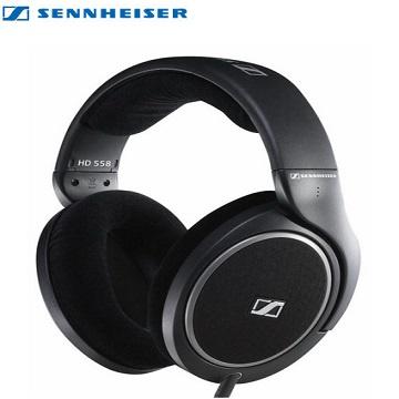 SENNHEISER德國聲海 高傳真耳罩式耳機HD558