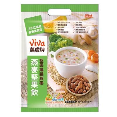 【萬歲牌】堅果纖蔬燕麥