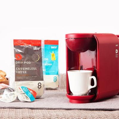 【UCC】DRIP-POD咖啡膠囊機