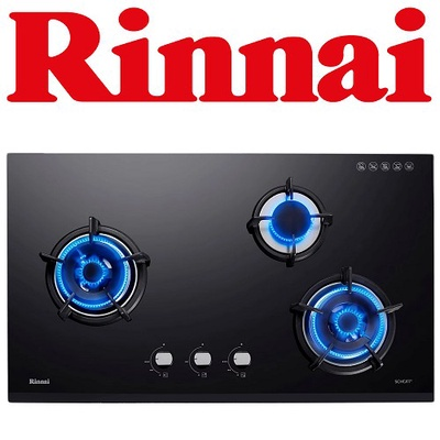 RINNAI | RB-93UG 3-BURNER BUILT-IN HOB