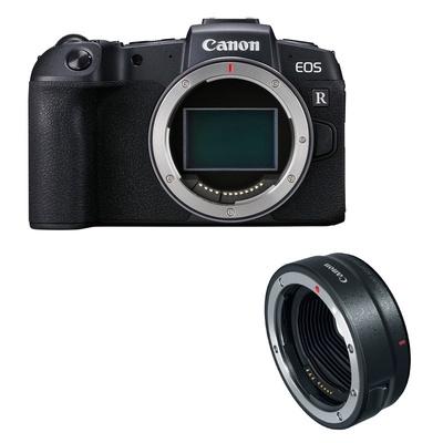 Canon EOS RP body + Adapter EF-EOS R