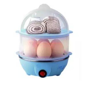 Egg Boilers เครื่องต้มไข่ หม้อนึ่งอเนกประสงค์ 2 ชั้น