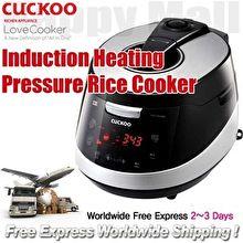 CUCKOO IH Pressure Rice Cooker CRP-HSXB0630FB