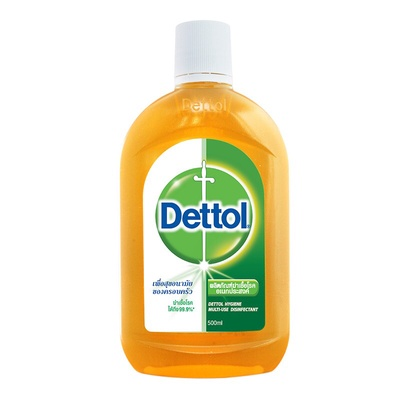 DETTOL | Hygiene Multi-Use Disinfectant ผลิตภัณฑ์ฆ่าเชื้อโรคอเนกประสงค์