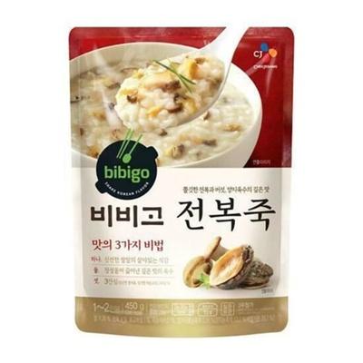 CJ | Bibigo 鮑魚即食粥 450g