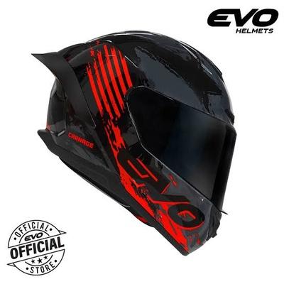 EVO | XR-03 Full-face Single Visor Helmet