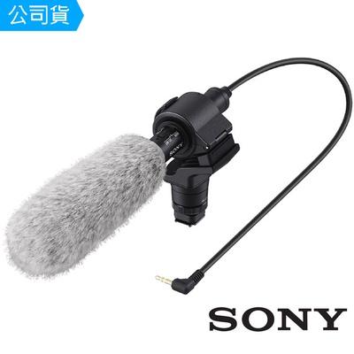 SONY  高感度指向性麥克風ECM-CG60