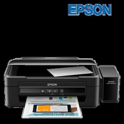 Epson 三合一連續供墨印表機 (L360)