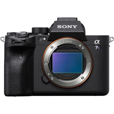 SONY   Alpha 7 III Mirrorless Digital Camera (Body Only)
