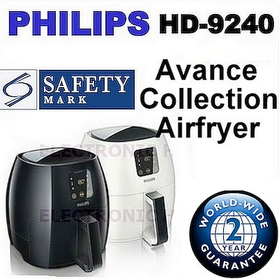 Philips Avance Collection HD-9240 Air Fryer