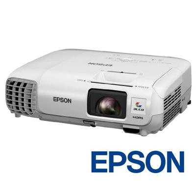 【EPSON 愛普生】3500 流明 無線智慧 APP商務投影機(EB-965H)