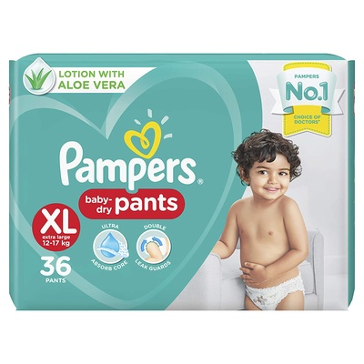 Pampers | Baby Dry Pants (XL)