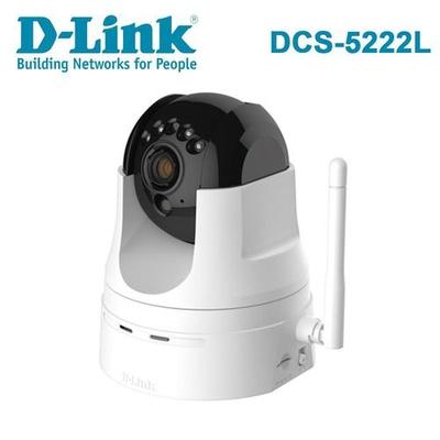 D-Link友訊 mydlink HD旋轉式無線網路攝影機DCS-5222L