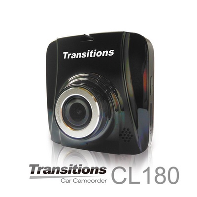 【Transitions 全視線】CL180 高畫質行車記錄器