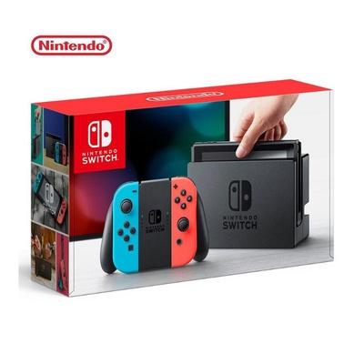 【Nintendo】Switch 電光藍、電光紅 Joy-Con 主機