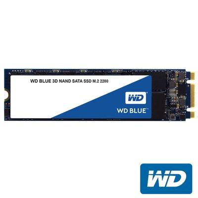【WD 威騰】藍標SSD M.2 SATA 3D NAND固態硬碟