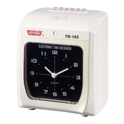【世尚VERTEX】TR-165六欄位電子打卡鐘