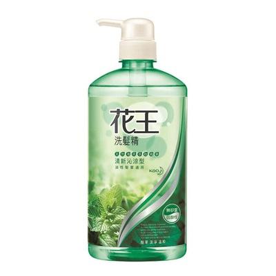 【花王】洗髮精-清新沁涼型