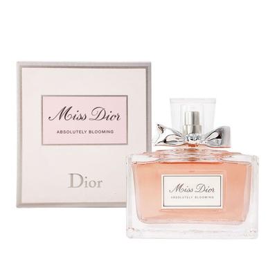 【Dior 迪奧】Miss Dior absolutely blooming 花漾迪奧精萃香氛(50ml)