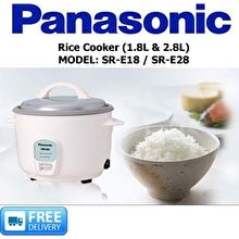 Panasonic SR-E18 Conventional Rice Cooker
