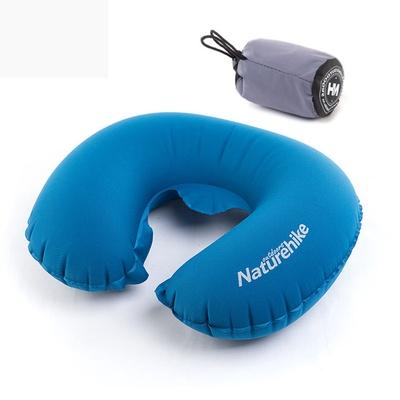 【PUSH!旅遊用品】飛機枕頭飛行頭枕U形枕旅遊睡枕頭輕便枕頭(S45)