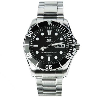 SEIKO | นาฬิกาข้อมือผู้ชาย SEIKO 5 Sports Automatic รุ่น SNZF17K1