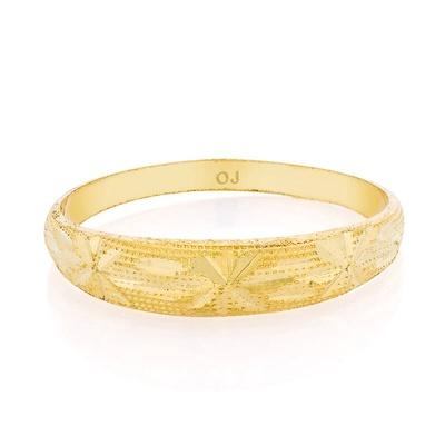 OJ GOLD | แหวนทองคำแท้ 96.5% น้ำหนัก 0.6 กรัม
