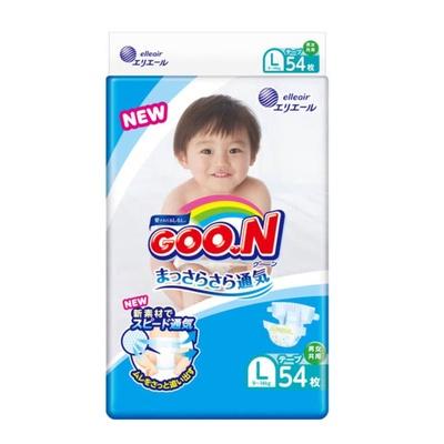 【GOO.N 大王】日本境內版-黏貼型(L)