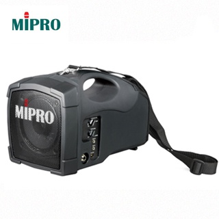 【MIPRO嘉強】肩掛式無線喊話器(MA-101)