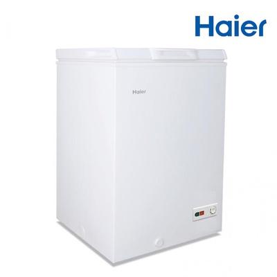 Haier | แอร์ไฮเออร์ ตู้แช่แข็ง ขนาด 103 ลิตร (3.7คิว) รุ่น HCF108H-2A