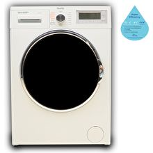 SHARP 9KG FRONT LOAD WASHING MACHINE ES-VD900